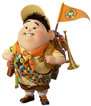 Image result for scout from up